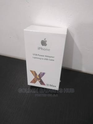 Original iPhone Charger   Accessories for Mobile Phones & Tablets for sale in Lagos State, Ikeja