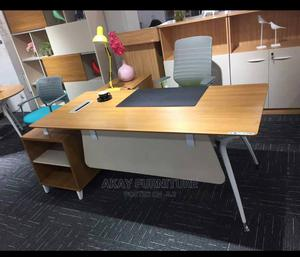 Size 2 Meters Modern Executive Office Table | Furniture for sale in Lagos State, Agboyi/Ketu