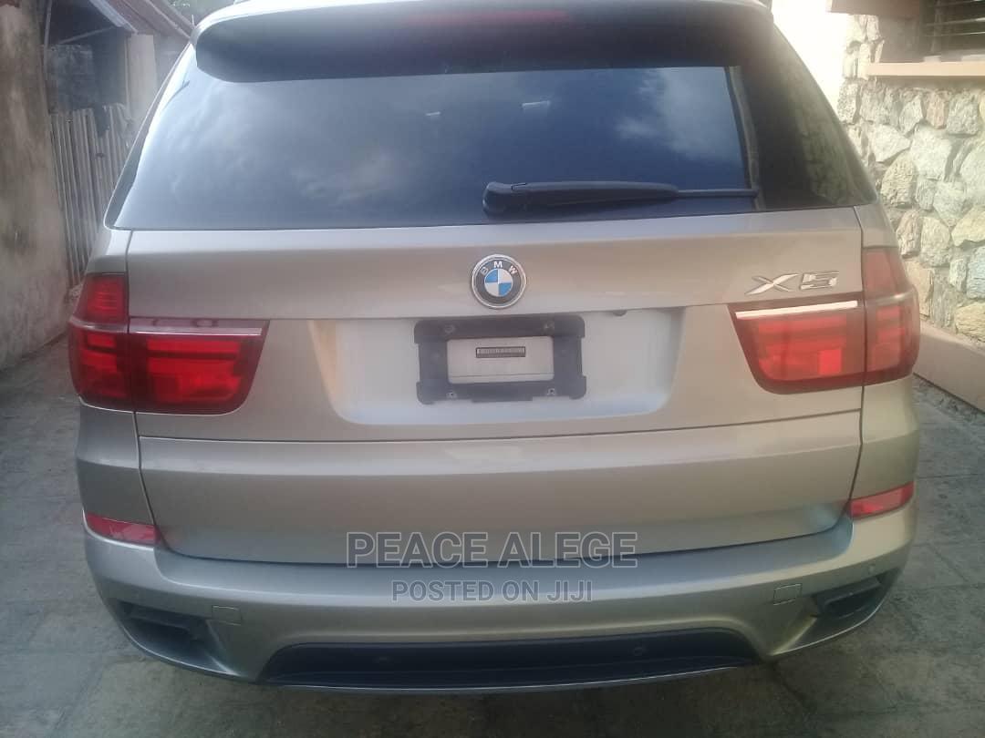 Archive: BMW X5 2012 Gray