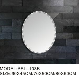 Plain Oval Shape Mirror | Home Accessories for sale in Lagos State, Isolo