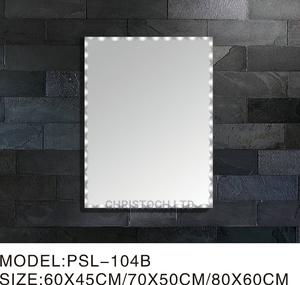 Plain Square Shape Mirror | Home Accessories for sale in Lagos State, Isolo
