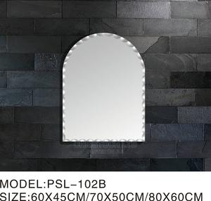 Plain Mirror U Shape | Home Accessories for sale in Lagos State, Isolo