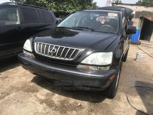 Lexus RX 2002 Black | Cars for sale in Lagos State, Apapa