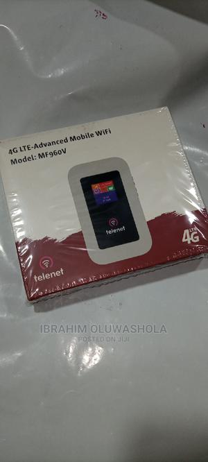 Telenet Universal 4G Mifi With Screen Display | Networking Products for sale in Lagos State, Ikeja