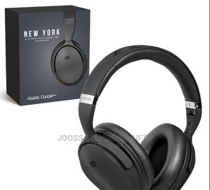 Bluetooth Headphone. Cancels Noise. Can Be Branded | Headphones for sale in Lagos State, Victoria Island