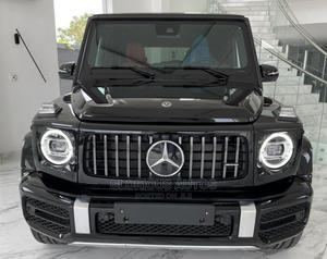 New Mercedes-Benz G-Class 2020 Base G 550 AWD Black | Cars for sale in Lagos State, Isolo
