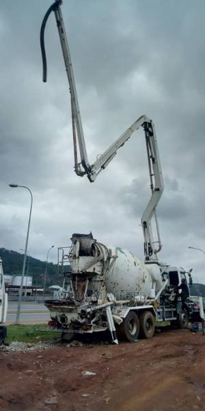 Motorized Crane Concrete Mixers | Heavy Equipment for sale in Abuja (FCT) State, Dei-Dei