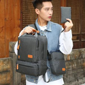 3 In 1 Backpack Set, Business Backpack Set | Bags for sale in Lagos State, Amuwo-Odofin
