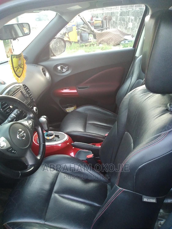 Archive: Nissan Juke 2012 SL AWD Red