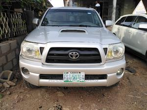 Toyota Tacoma 2005 Silver | Cars for sale in Lagos State, Ikorodu