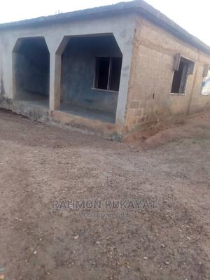 Uncompleted 3 Bedroom Bungalow and Decking on a Plot of Land | Houses & Apartments For Sale for sale in Ogun State, Ado-Odo/Ota
