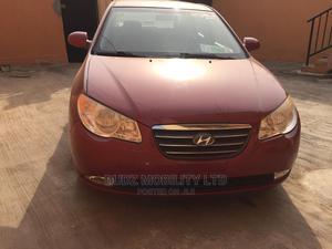 Hyundai Elantra 2009 Red | Cars for sale in Lagos State, Ikeja