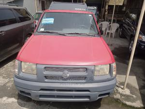 Nissan Xterra 2000 Automatic Red | Cars for sale in Lagos State, Agboyi/Ketu
