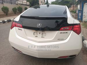 Acura ZDX 2012 Base AWD White | Cars for sale in Abuja (FCT) State, Garki 2