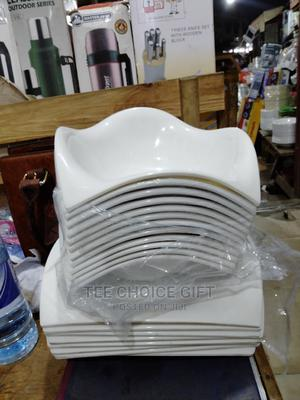 Unbreakable Plates (White) | Kitchen & Dining for sale in Lagos State, Alimosho