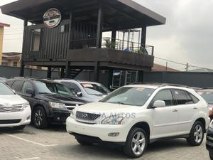 Lexus RX 2008 350 AWD White | Cars for sale in Lagos State, Kosofe