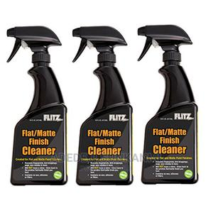 Flitz FM 11506 Flat Matte Finish Cleaner, 16 Oz. | Vehicle Parts & Accessories for sale in Lagos State, Ifako-Ijaiye