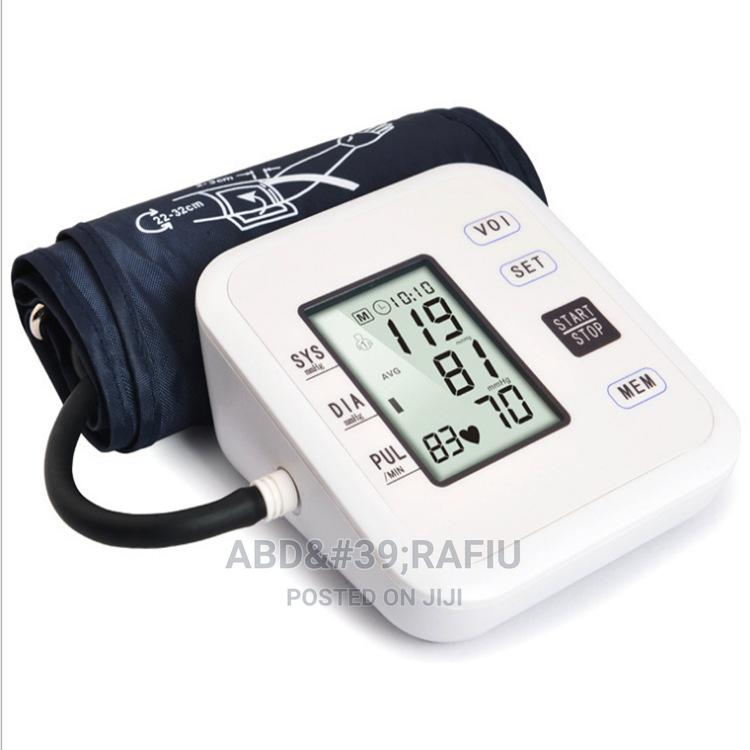 Archive: Blood Pressure Device