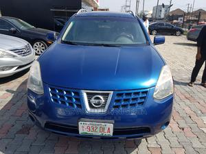 Nissan Rogue 2008 SL 4WD Blue   Cars for sale in Lagos State, Lekki