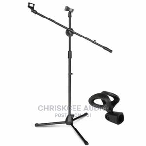 Tripod Mic Stand | Audio & Music Equipment for sale in Lagos State, Ojo
