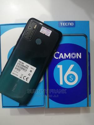 Tecno Camon 16S 128 GB Green | Mobile Phones for sale in Abuja (FCT) State, Wuse 2