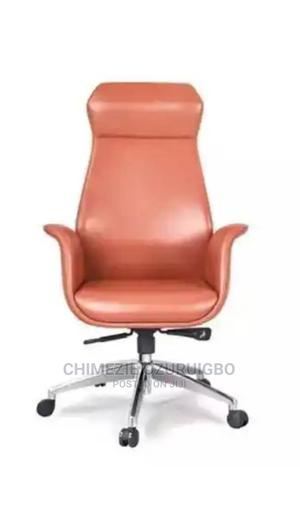 Light Brown Executive Office Chair | Furniture for sale in Lagos State, Ikoyi