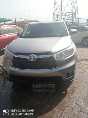 Toyota Highlander 2015 Silver | Cars for sale in Lagos State, Lekki