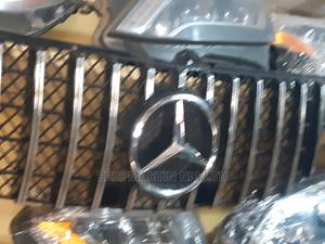 Front Grille GLK Mercedes Benz 2014 Model Is Available | Vehicle Parts & Accessories for sale in Lagos State, Surulere