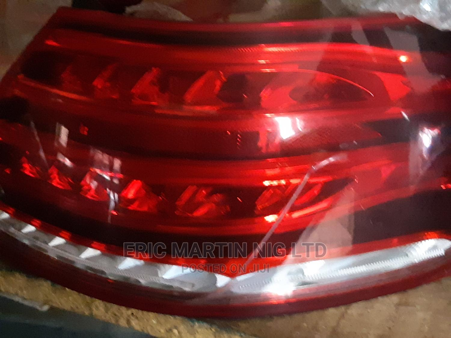 Set Rear Light Mercedes Benz Is Available