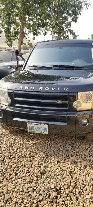 Land Rover LR3 2007 V6 SE Black | Cars for sale in Abuja (FCT) State, Gwarinpa
