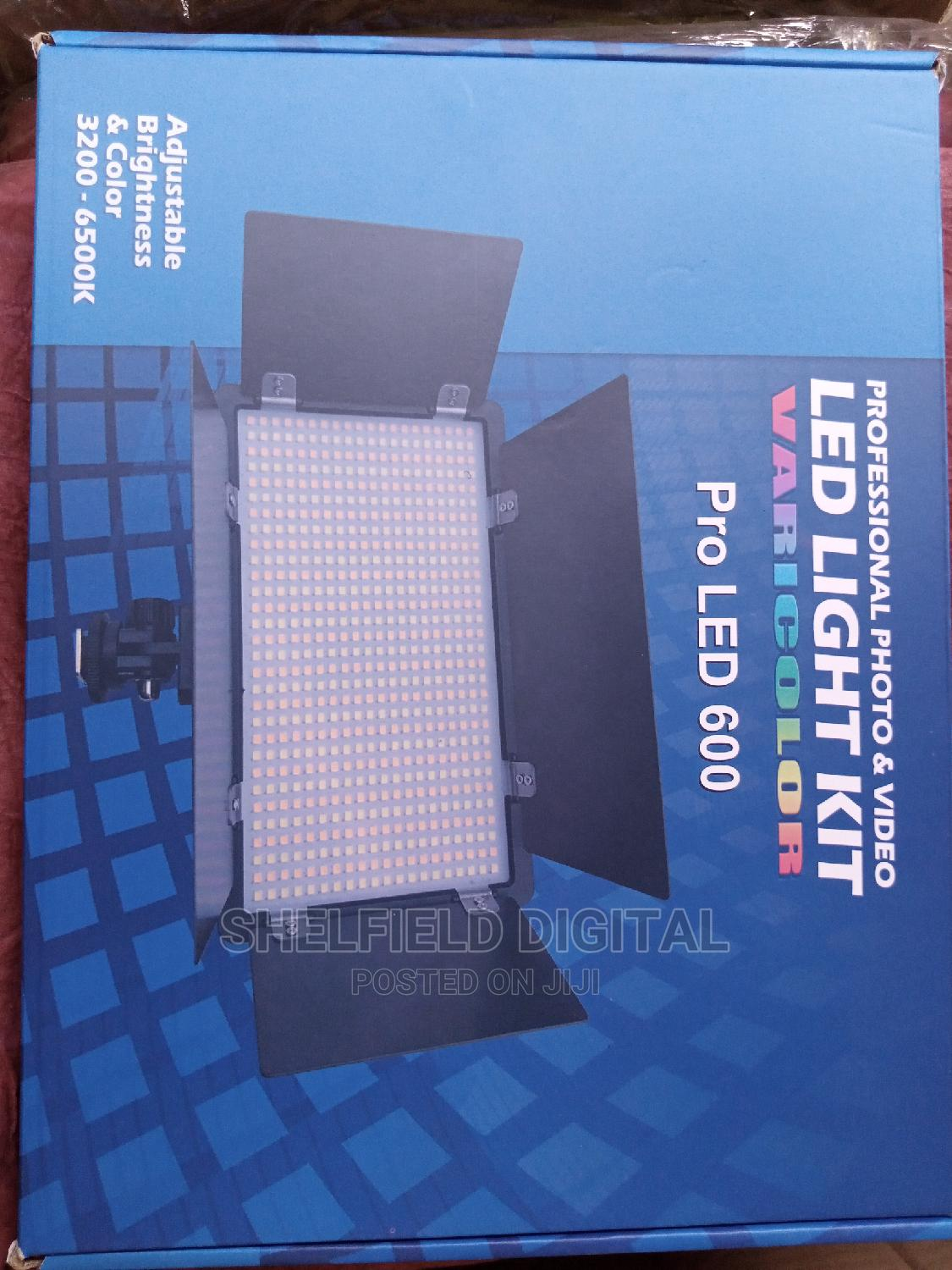 LED Light PRO 600 | Stage Lighting & Effects for sale in Ikeja, Lagos State, Nigeria