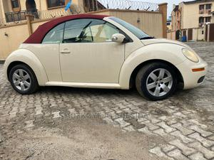 Volkswagen Beetle 2008 White | Cars for sale in Lagos State, Ojodu