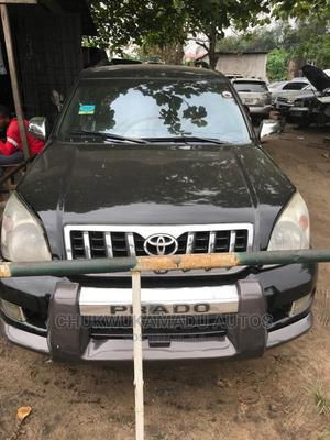 Toyota Land Cruiser Prado 2007 Black | Cars for sale in Lagos State, Amuwo-Odofin
