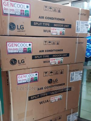 LG Air Conditioner 1,5hp Inverter | Home Appliances for sale in Lagos State, Ojo