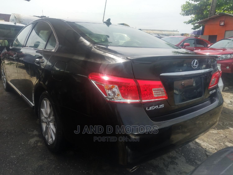 Archive: Lexus ES 2011 350 Black