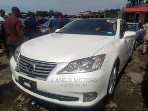 Lexus ES 2011 350 White | Cars for sale in Lagos State, Apapa