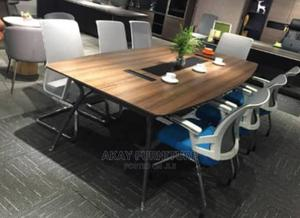 Conference Table for 8 People. Size 2.4 | Furniture for sale in Lagos State, Alimosho