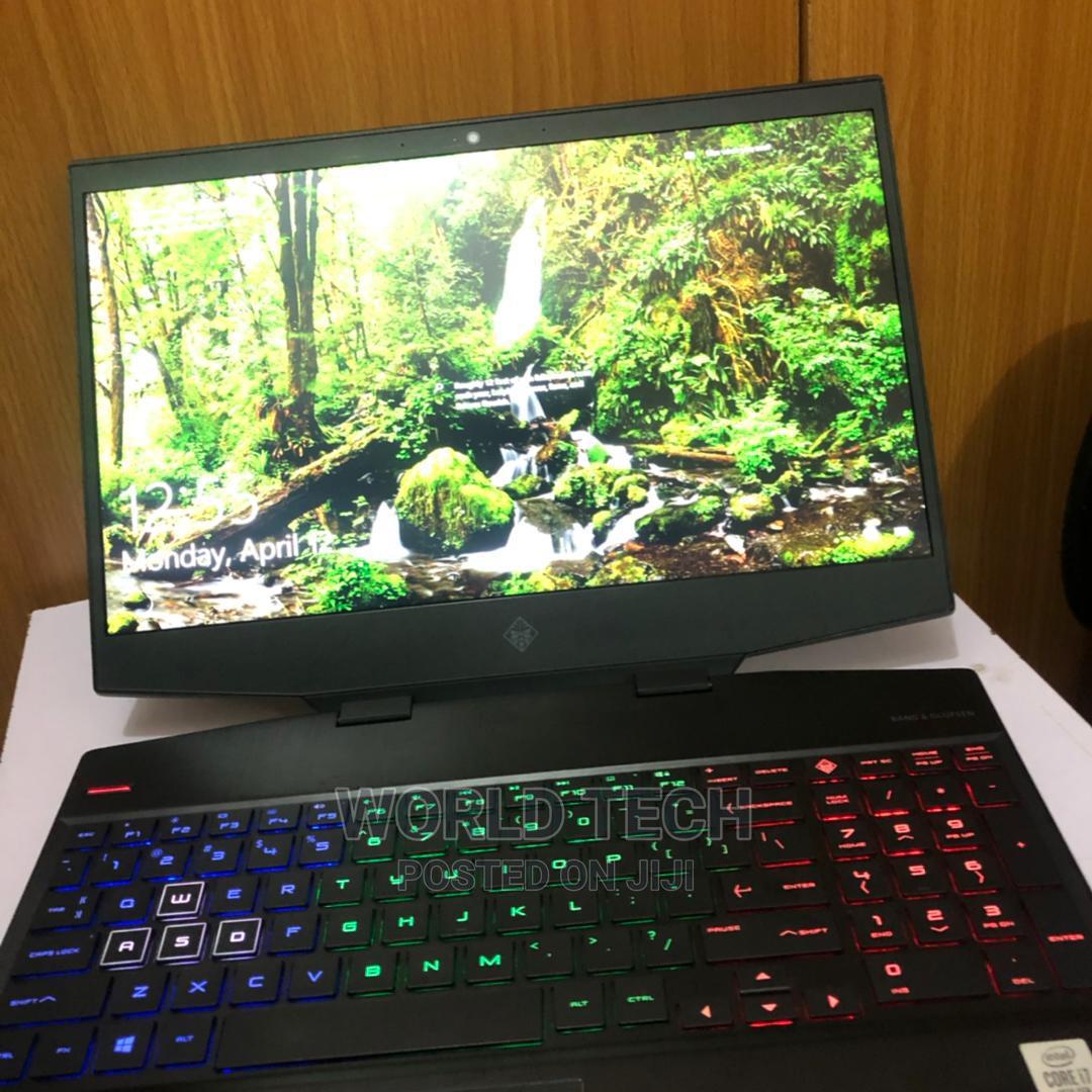 Archive: Laptop HP Omen 15 16GB Intel Core i7 SSD 1T