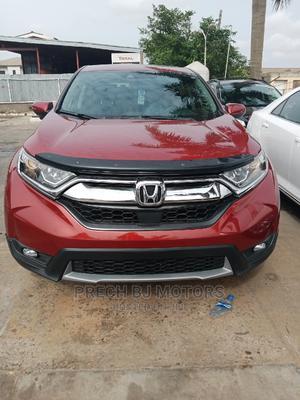 Honda CR-V 2017 Red | Cars for sale in Lagos State, Ogba