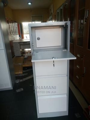 Four Drawer Cabinet With Safe | Safetywear & Equipment for sale in Lagos State, Ojo