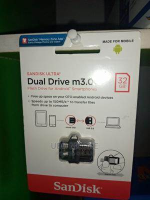 Dual Drive 3.0 Flash OTG | Computer Accessories  for sale in Rivers State, Port-Harcourt