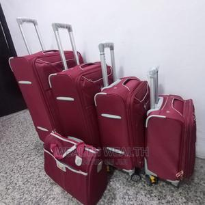 Beautiful Trolley, 4 in 1 With a Hand Bag | Bags for sale in Lagos State, Ikeja