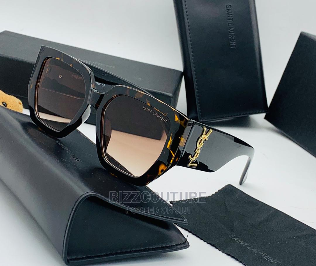 High Quality Yves Saint-Laurent Sunglasses Unisex