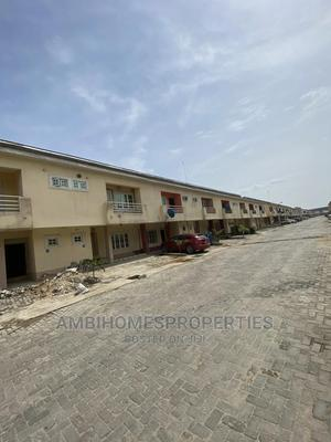 A Spacious 3bedroom Terrace Duplex With Bq Fully Serviced | Houses & Apartments For Rent for sale in Lagos State, Ajah