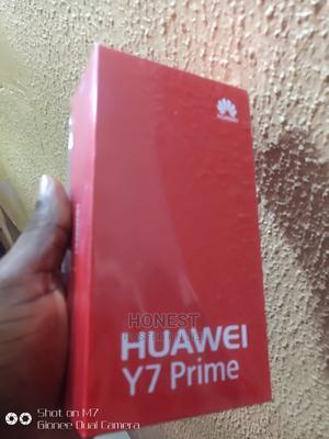 New Huawei Y7 Prime 32 GB Black | Mobile Phones for sale in Lagos State, Ikeja