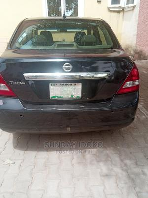 Nissan Tiida 2007 1.6 Visia Black   Cars for sale in Abuja (FCT) State, Central Business District