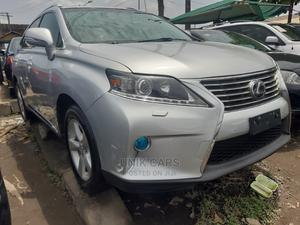 Lexus RX 2014 350 AWD Silver | Cars for sale in Lagos State, Apapa