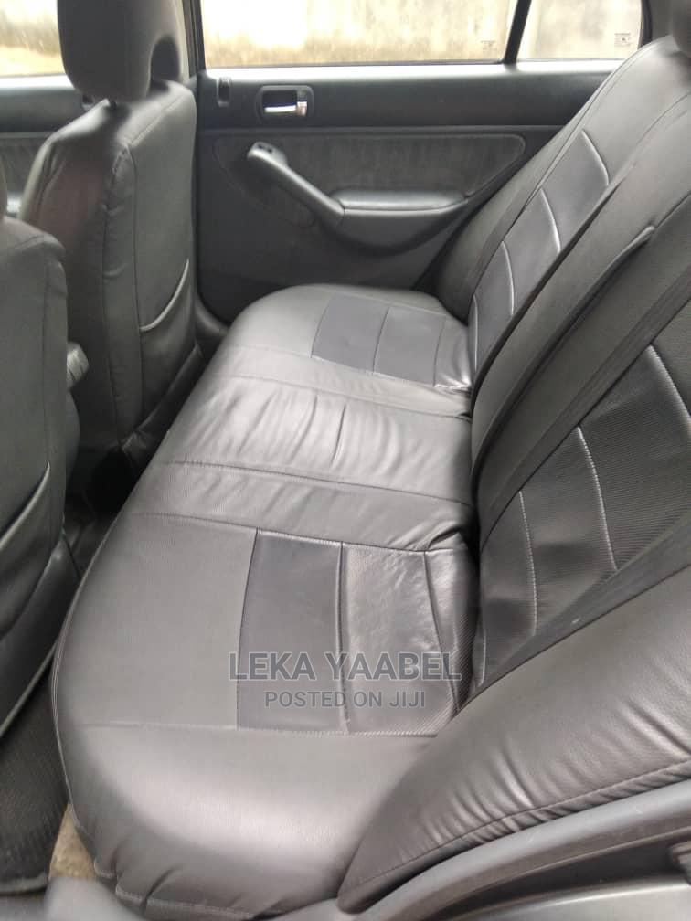 Archive: Honda Civic 2005 Sedan LX Automatic Gray