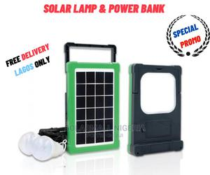 Rechargeable Energy Solar Lamp | Solar Energy for sale in Kano State, Kano Municipal