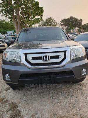 Honda Pilot 2011 Gray | Cars for sale in Abuja (FCT) State, Gwarinpa